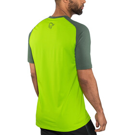 Norrøna Fjørå Equaliser Lightweight T-Shirt Men bamboo green